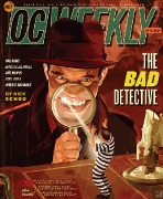 BAD DETECTIVE • Illustration by Matthew Laznicka • Art Direction & Design by Kelly Alexis Lewis