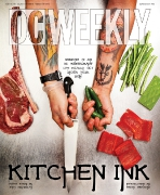 KITCHEN INK • Photography by John Gilhooley • Art Direction & Design by Kelly Alexis Lewis