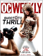 SHOOT TO THRILL • Photography by John Gilhooley • Art Direction & Design by Kelly Alexis Lewis