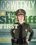 I\'M THE SHERIFF • Photography by John Gilhooley • Art Direction & Design by Kelly Alexis Lewis