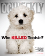 WHO KILLED TOOTSIE? • Design by Kelly Alexis Lewis