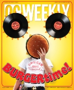 BURGERTIME! • Photography by John Gilhooley • Art Direction & Design by Kelly Alexis Lewis