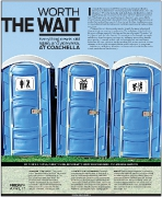 OC Weekly Feature: Coachella 2009 • design by Kelly Alexis Lewis