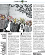OC Weekly Feature: Coachella 2010 • design by Kelly Alexis Lewis