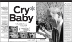 OC Weekly Feature: Cry-baby • design by Kelly Alexis Lewis