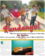 OC Weekly Feature: Fandango! • design by Kelly Alexis Lewis