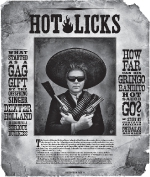 OC Weekly Feature: Hot Licks • photography by Chapman Baehler • design by Kelly Alexis Lewis