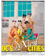 OC Weekly Special Issue: Sex Issue 2010 • photography by Star Foreman • art direction & design by Kelly Alexis Lewis