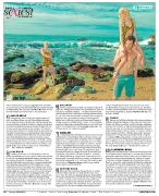 OC Weekly Feature • design by Kelly Alexis Lewis