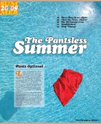 OC Weekly Special Issue: Summer Guide 2009 • art direction & design by Kelly Alexis Lewis