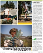 OC Weekly Special Issue: Summer Guide 2009 • photography by Jennie Warren • art direction & design by Kelly Alexis Lewis