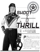 OC Weekly Feature: Shoot to Thrill • photography by John Gilhooley • design by Kelly Alexis Lewis