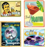 OC Weekly | Best of OC 2008 | Nightlife spot illustrations